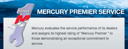 mercury permier service