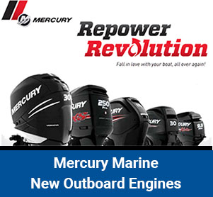 mercury marine new outboard engines