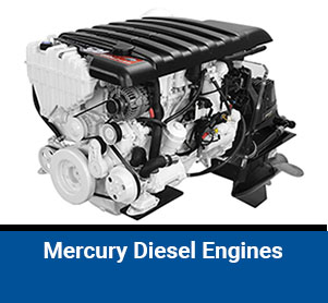 mercury diesel engines