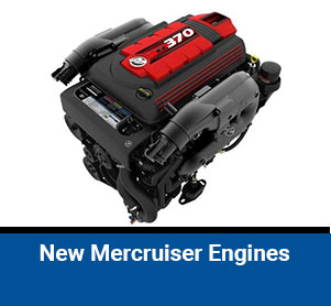 new mercruiser engines