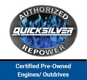 certified pre-owned engines/ outdrives
