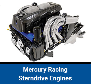 mercury racing sterndrive engines