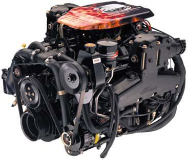 Plus-Series Mercruiser Engines by Mercury Remanufacturing